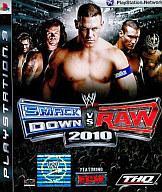 アジア版 WWE SMACKDOWN VS RAW 2010(国内版本体動作可)