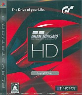 GRAN TURISMO THE REAL DRIVING SIMULATOR HD[Install Disc]