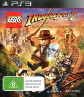 AU版 LEGO INDIANA JONES 2 THE ADVENTURE CONTINUES(国内版本体動作可)