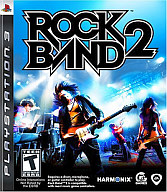 北米版 ROCK BAND2(国内版本体動作可)
