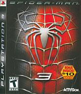 北米版 SPIDER-MAN3(国内版本体動作可)