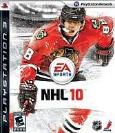 北米版 NHL10 (国内版本体動作可)