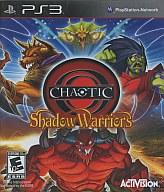 北米版 CHAOTIC: Shadow Warriors(国内版本体動作可)