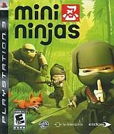 北米版 Mini ninjas(国内版本体動作可)