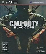 北米版 Call of Duty: Black Ops(国内版本体動作可)