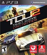 北米版 TEST DRIVE UNLIMITED 2(国内版本体動作可)
