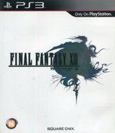 アジア版 FINAL FANTASY XIII(国内版本体動作可)