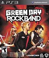 北米版 GREEN DAY ROCKBAND(国内版本体動作可)