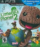 北米版 Little Big Planet2(国内版本体動作可)