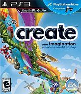 北米版 create(国内版本体動作可)