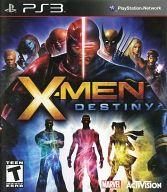 北米版 X-MEN DESTINY(国内版本体動作可)