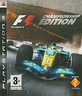 EU版 Formula One(F1) Championship Edition (国内本体可)