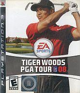 北米版 TIGER WOODS PGA TOUR 08(国内版本体動作可)