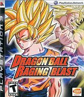 北米版 DRAGON BALL RAGING BLAST(国内本体可)