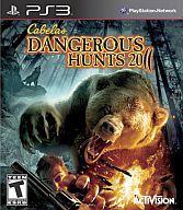 北米版 Cabela's DANGEROUS HUNTS 2011(国内版本体動作可)