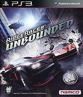 アジア版 RIDGE RACER UNBOUNDED(国内版本体動作可)
