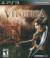 北米版 VENETICA (国内版本体動作可)