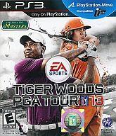 北米版 TIGER WOODS PGA TOUR 13 (国内版本体動作可)