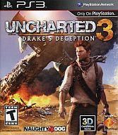 北米版 UNCHARTED 3 -DRAKE'S DECEPTION-(国内版本体動作可)