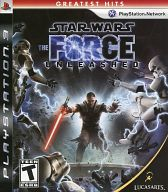 北米版 STAR WARS THE FORCE UNLEASHED GREATEST HITS (国内版本体可)