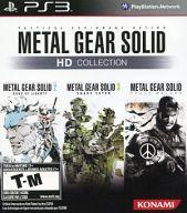 北米版 METAL GEAR SOLID HD COLLECTION(国内版本体動作可)