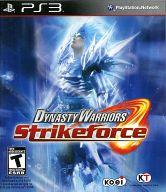 北米版 DYNASTY WARRIORS Strikeforce(国内版本体動作可)