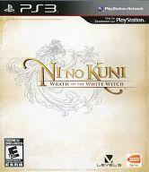 北米版 Ni no Kuni:Wrath of the White Witch(国内版本体動作可)