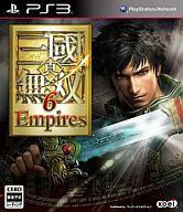真・三國無双6 Empires (状態:説明書状態難)