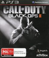 EU版 CALL OF DUTY BLACK OPS II (国内版本体動作可)