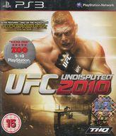 EU版 UFC UNDISPUTED 2010(国内版本体動作可)