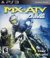 北米版 MX vs. ATV ALIVE(国内使用可)