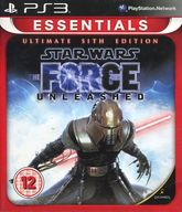 EU版 STAR WARS THE FORCE UNLEASHED THE ULTIMATE SITH EDITION [ESSENTIALS] (国内版本体動作可)(状態:説明書欠品)