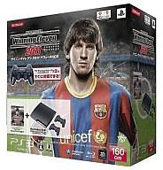 ワールドサッカー ウイニングイレブン 2011バリューPACK (PS3本体 HDD160Gチャコールブラック同梱)