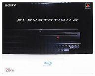 プレイステーション3本体(HDD 20GB)(状態:HDD20GB→160GB換装済み)