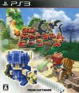 ランクB)3Dドットゲームヒーローズ