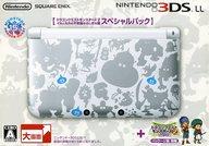 ドラゴンクエストモンスターズ2 イルとルカの不思議なふしぎな鍵スペシャルパック(3DSLL本体同梱)(状態:SDHCカード欠品)