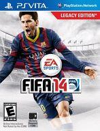 北米版 FIFA14 LEGACY EDITION(国内版本体動作可)
