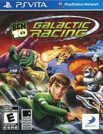 北米版 BEN 10 GALACTIC RACING (国内版本体動作可)