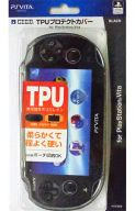 TPUプロテクトカバーforPSVita ブラック