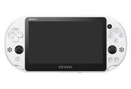 PlayStation Vita本体 Wi-Fiモデル グレイシャー・ホワイト[PCH-2000] (状態:USBケーブル欠品)