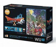 WiiU PREMIUM SET ドラゴンクエストX同梱 (状態:HDMIケーブル・コントローラ充電ケーブル欠品)