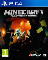 EU版 MINECRAFT PLAYSTATION4 EDITION (国内版本体動作可)