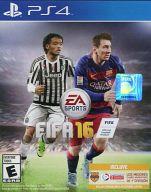 北米版 FIFA16 (国内版本体動作可)