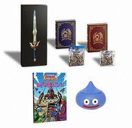 ドラゴンクエストXI ダブルパック 勇者のつるぎボックス+小鉢+絵本のセット(状態:つるぎ箱(内箱含む)状態難)