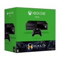 XboxOne本体 500GB (Halo: The Master Chief Collection 同梱版) (状態:箱状態難※中箱含む)
