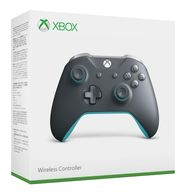 Xboxワイヤレスコントローラー グレー/ブルー