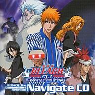 劇場版 BLEACH ブリーチ The DiamondDust Rebellion もう一つの氷輪丸 Navigate CD