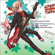 ヘタリア Axis Powers キャラクターCD Vol.4 イギリス
