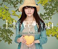 中島愛 / I love you[DVD+8cmCD付初回限定盤]