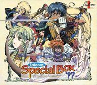 ファルコムスペシャルBOX'97(状態:リバーシブル卓上カレンダー欠け)